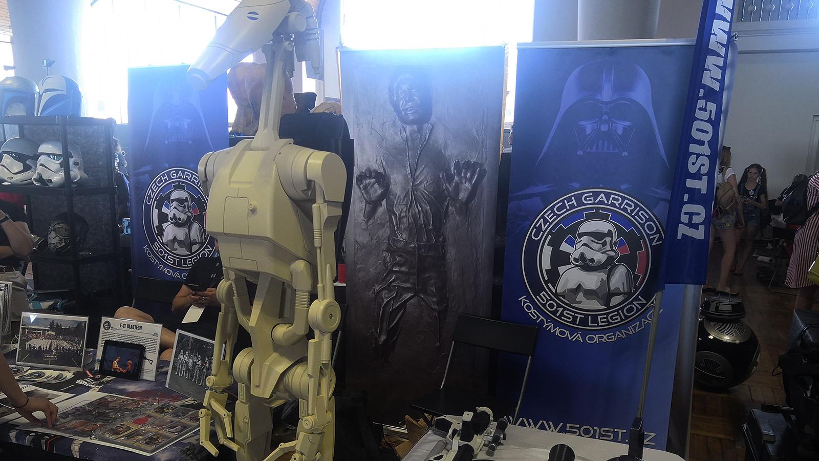 Maker Faire Praha - Cosplay