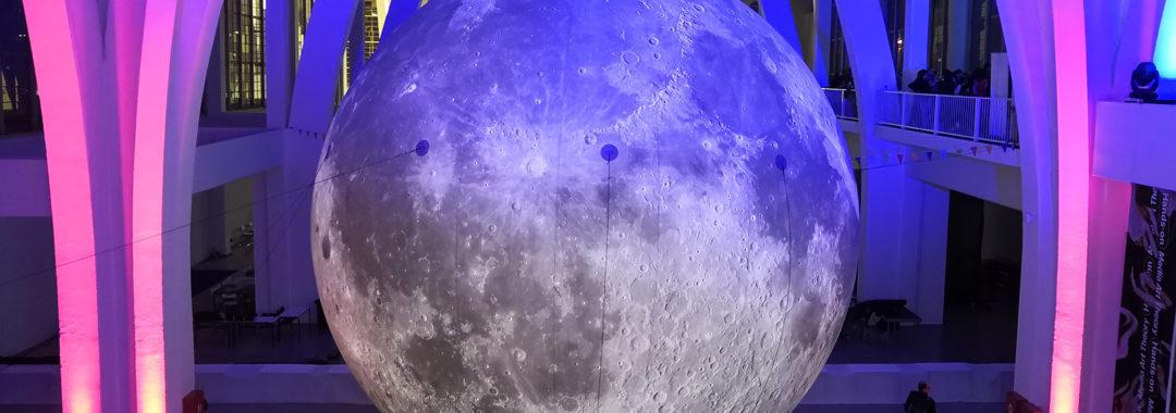 Festival Prototyp Brno - The Moon