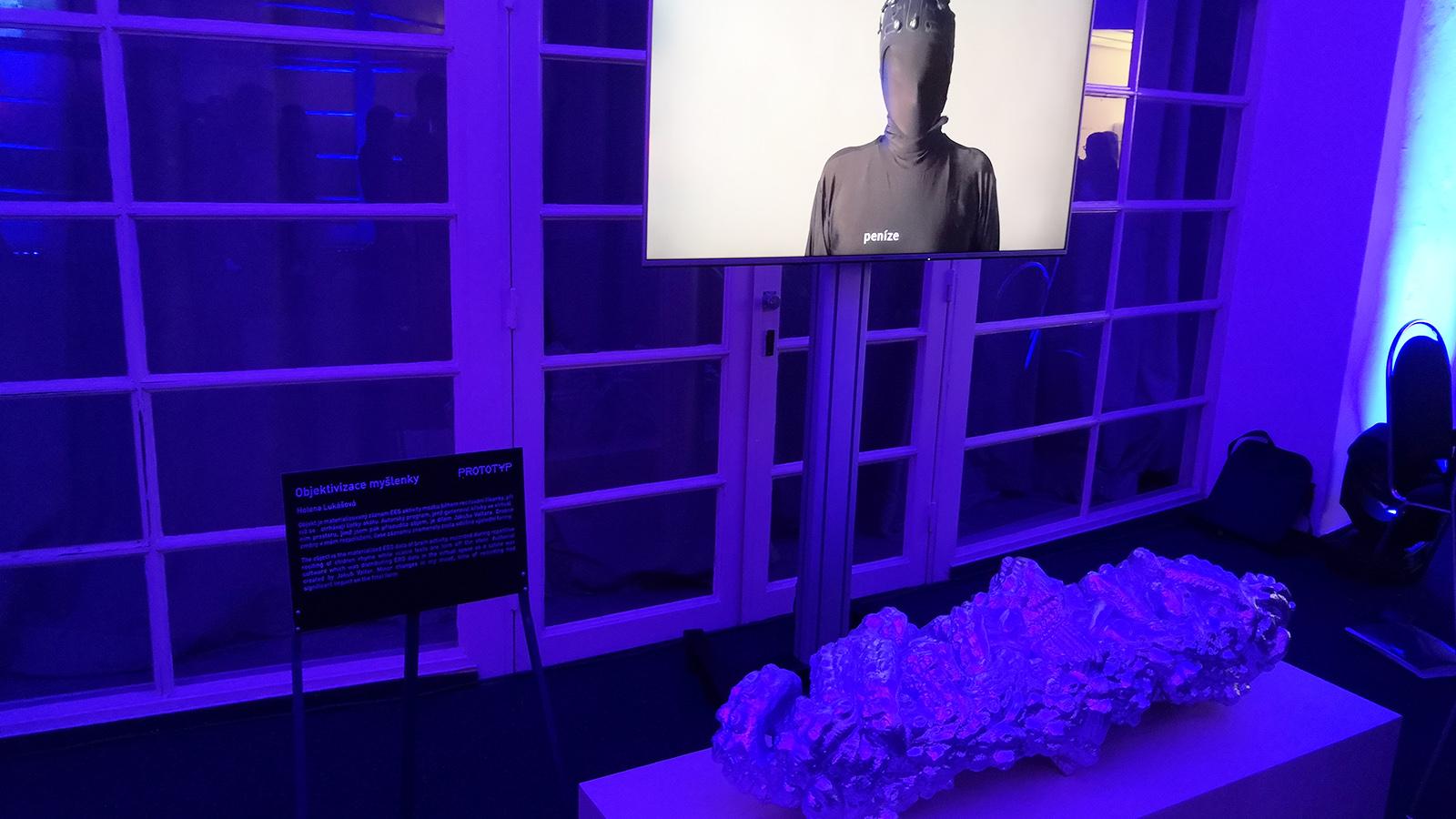 Festival Prototyp Brno - EEG