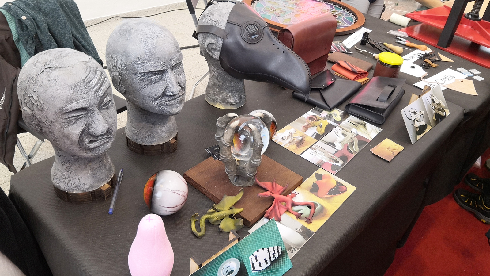 Mini Maker Faire Brno - handmade