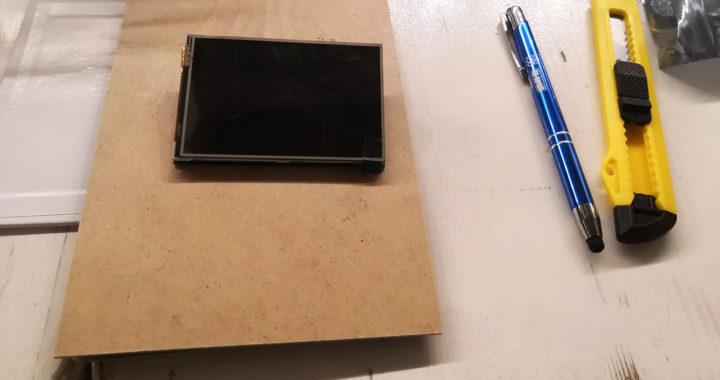 RPi LCD 3.5 inch