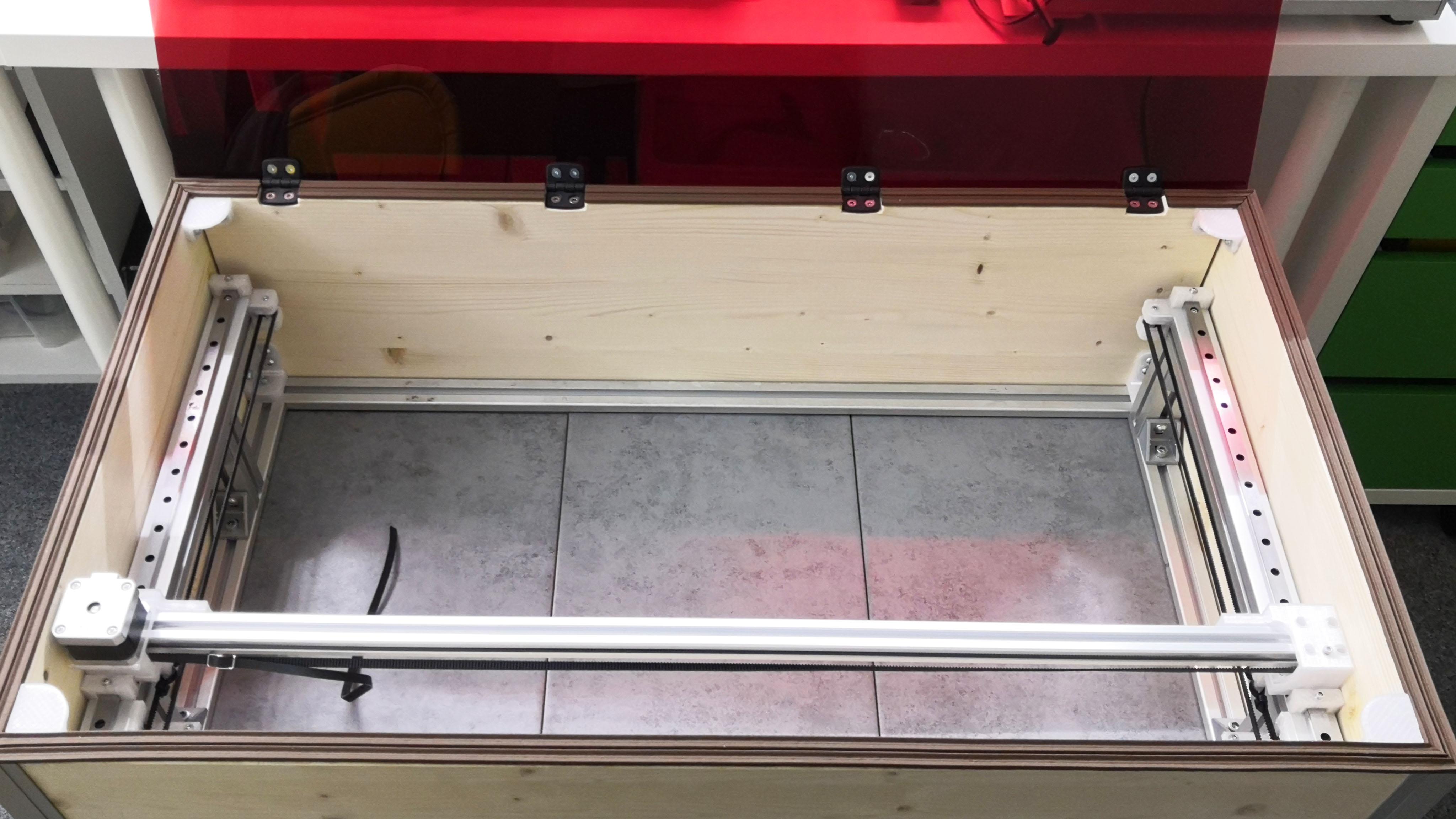 LUFREE laser - laserové gravírovací a řezací CNC