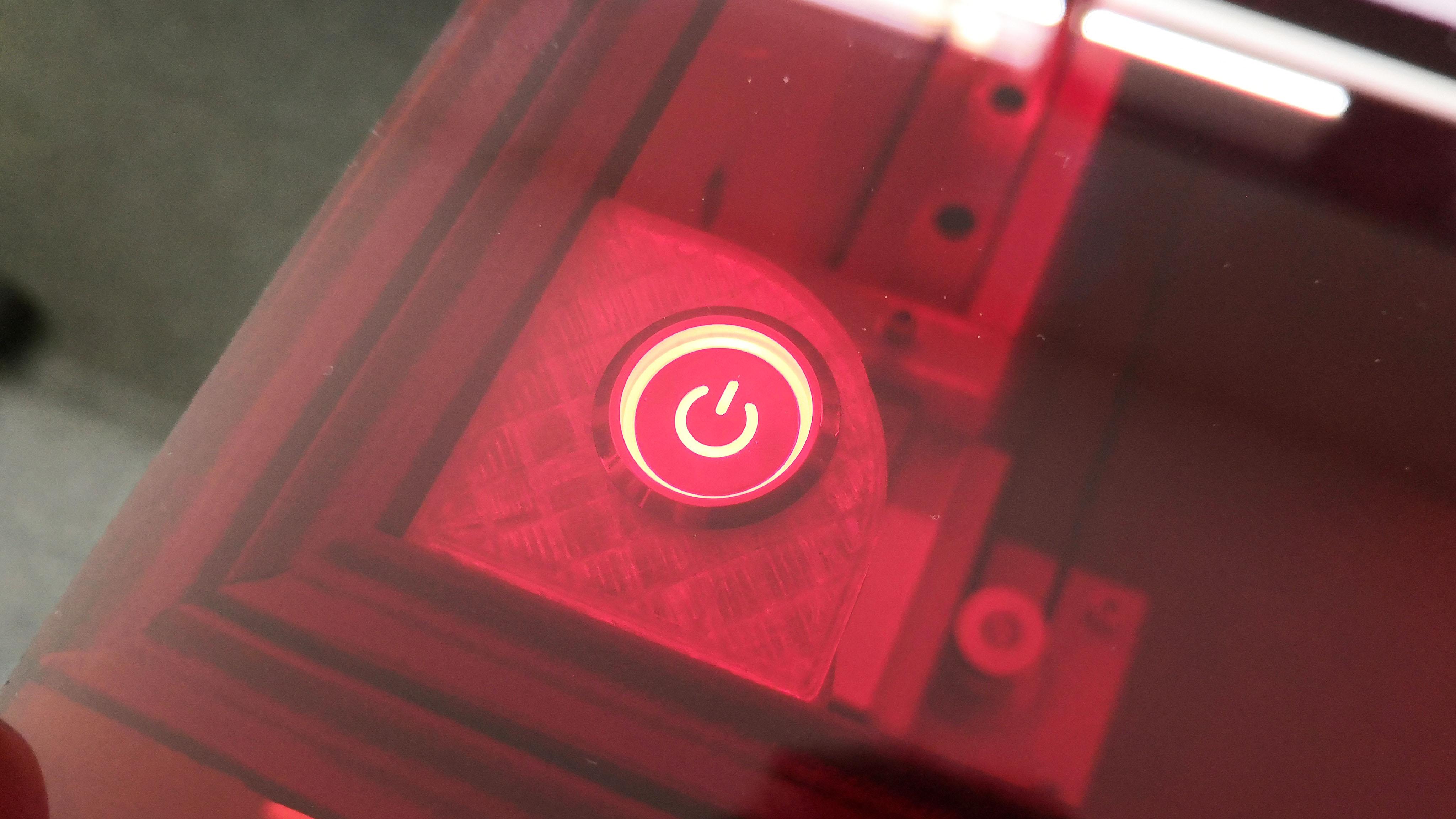 Power button LUFREE laser