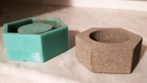 Odlitek z betonu