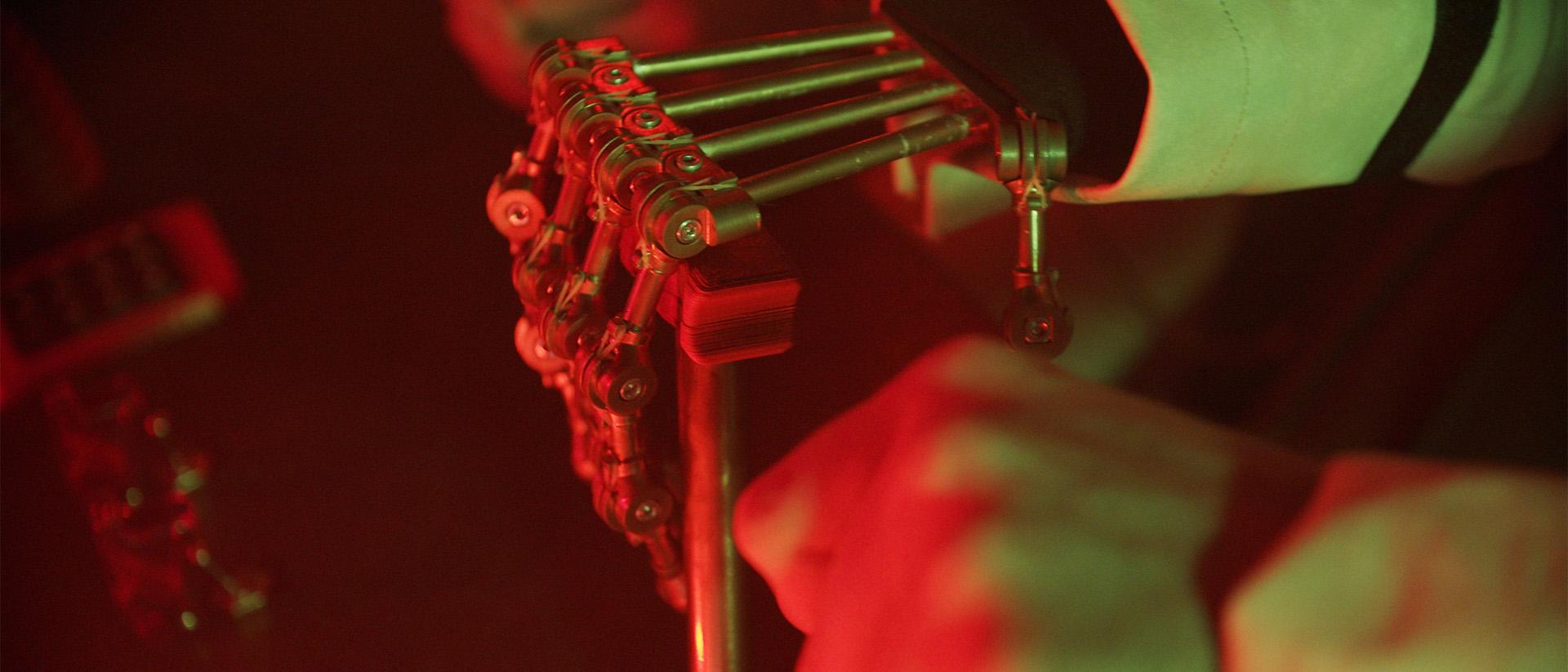 The Blaster II - robotic hand