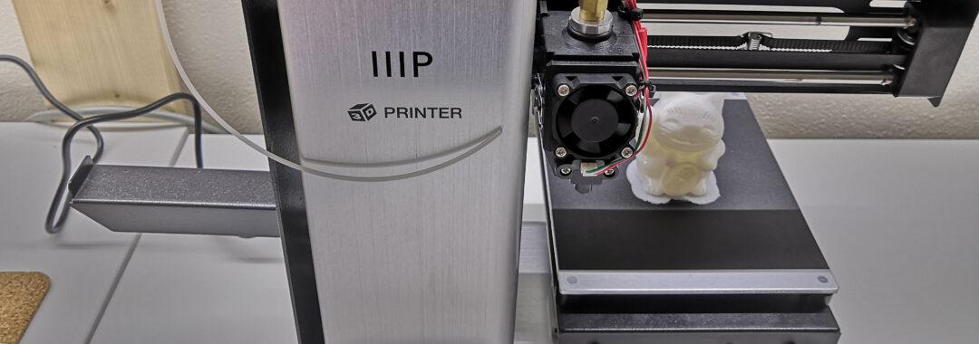 Monoprice Select Mini Pro 3D Printer