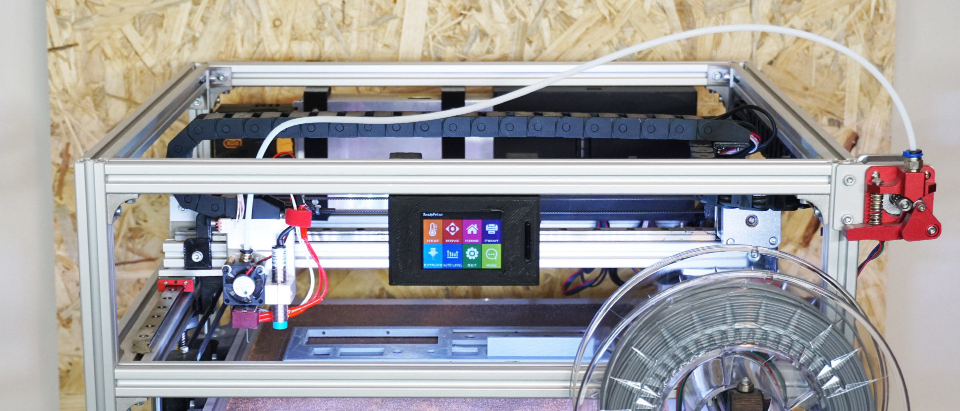 LUFREE 3D printer