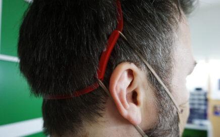 Ear saver levá strana