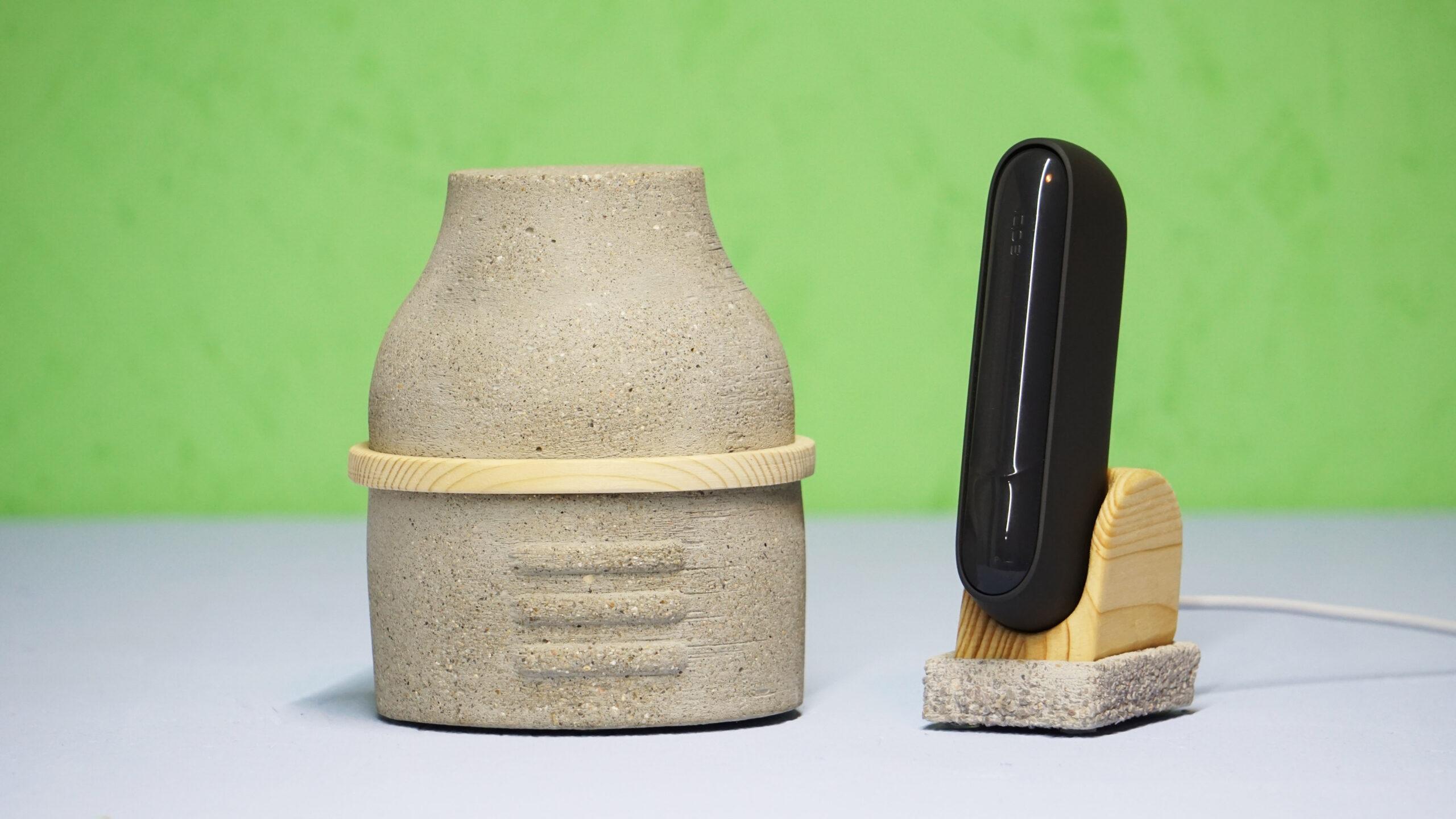 Popelník na nahřívaný tabák