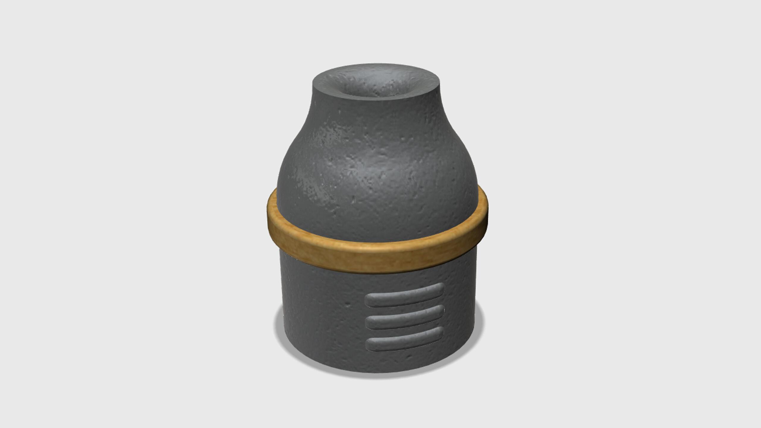 Model popelníku