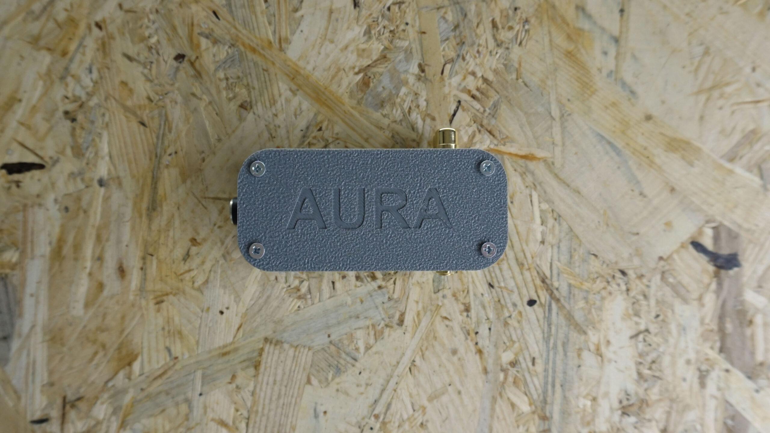 Aura - box elektroniky